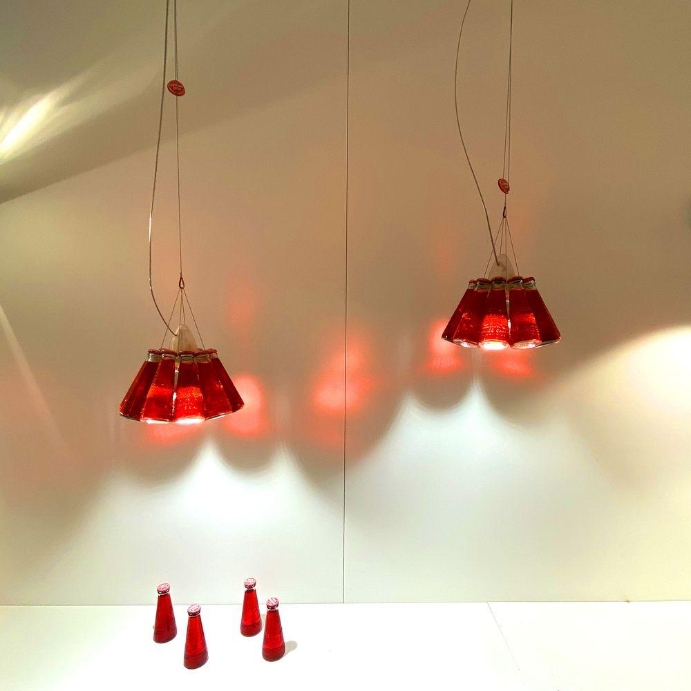 Lampe Campari Maurer