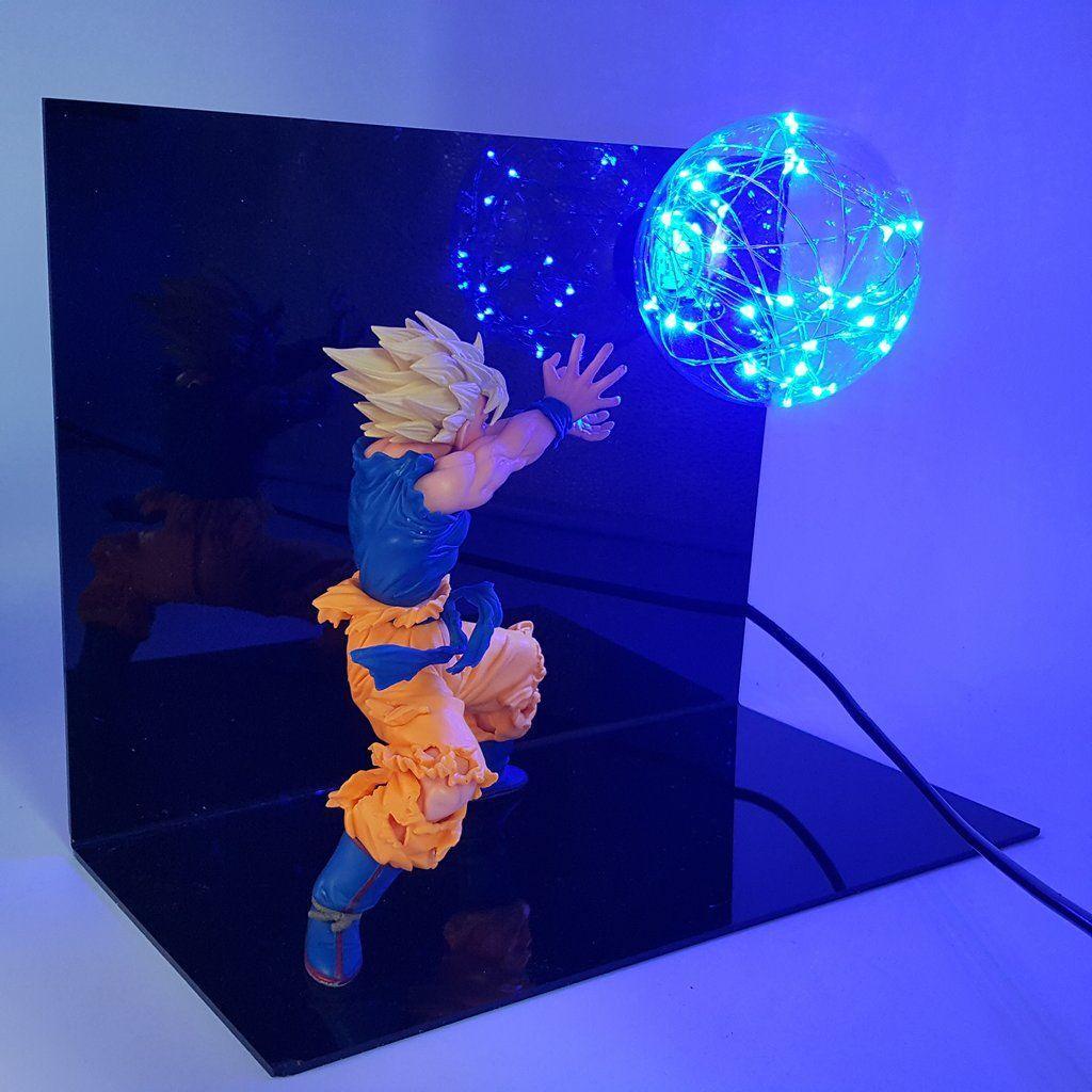 Lampe De Chevet Dragon Ball