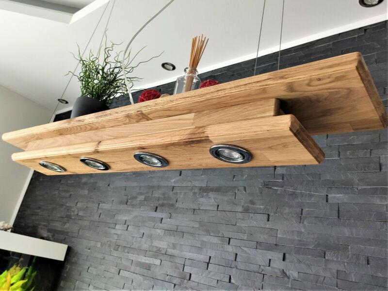 Lampe Esstisch Holz