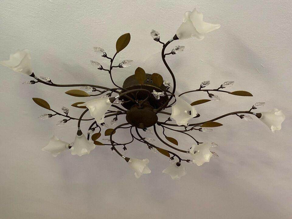 Lampe Florentiner Stil