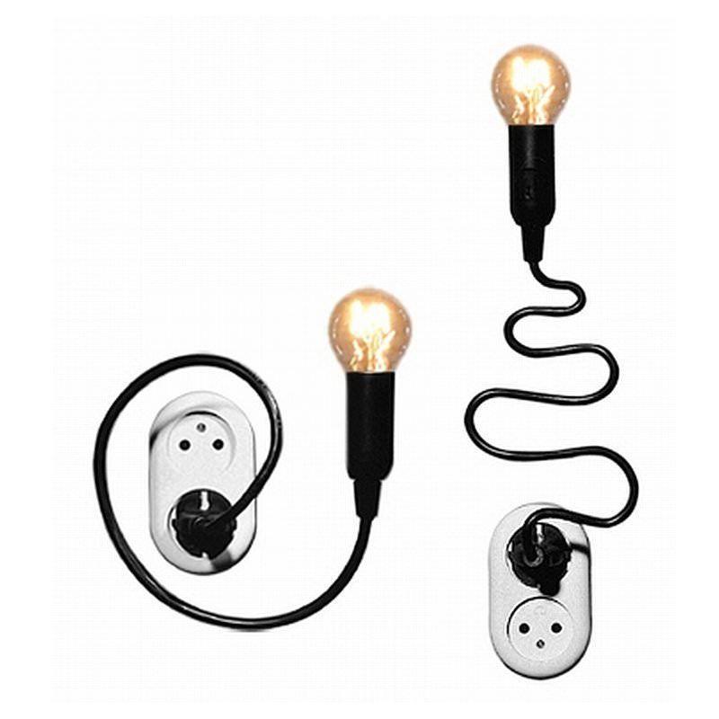 Lampe Für Steckdose
