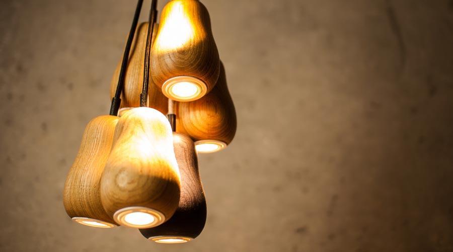 Lampe Glühbirne Design