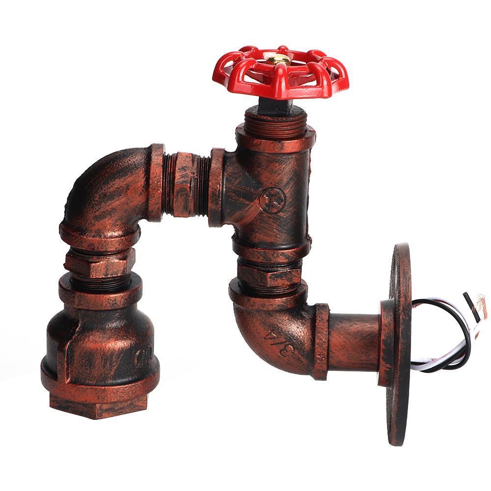 Lampe Industrial Rohr