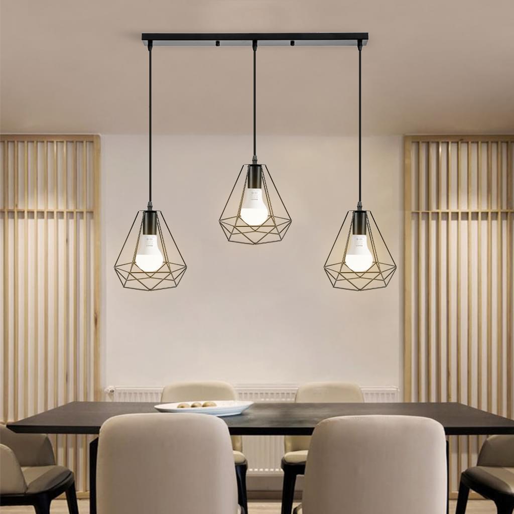 Lampe Küche Vintage