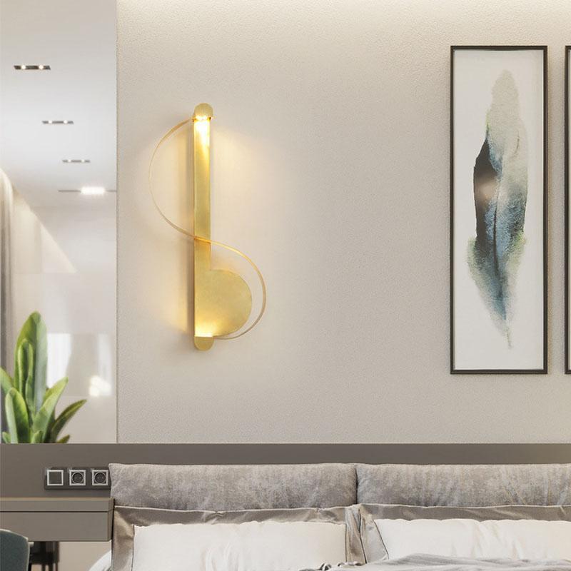 Lampe Kupfer Schlafzimmer