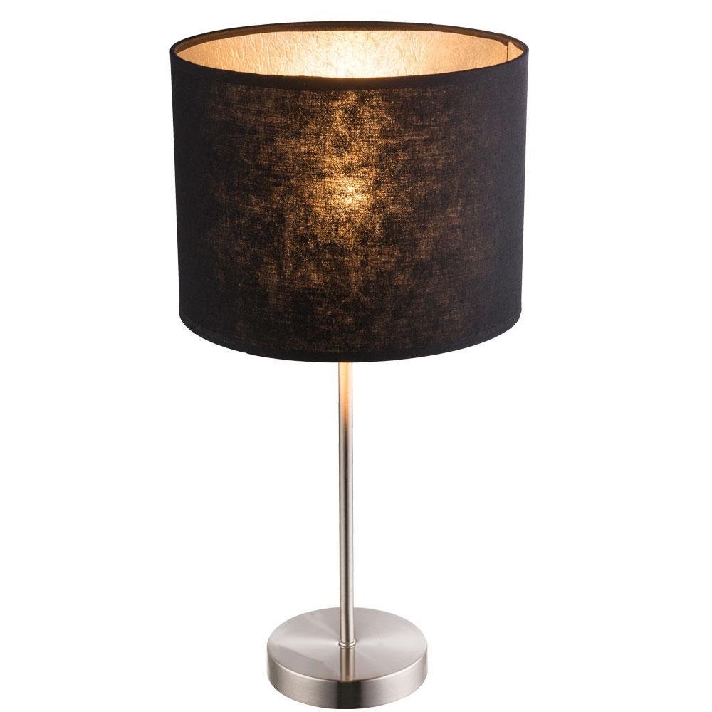 Lampe Kupfer Schwarz