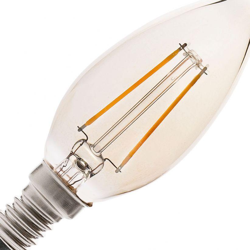 Lampe Led Flamme E14