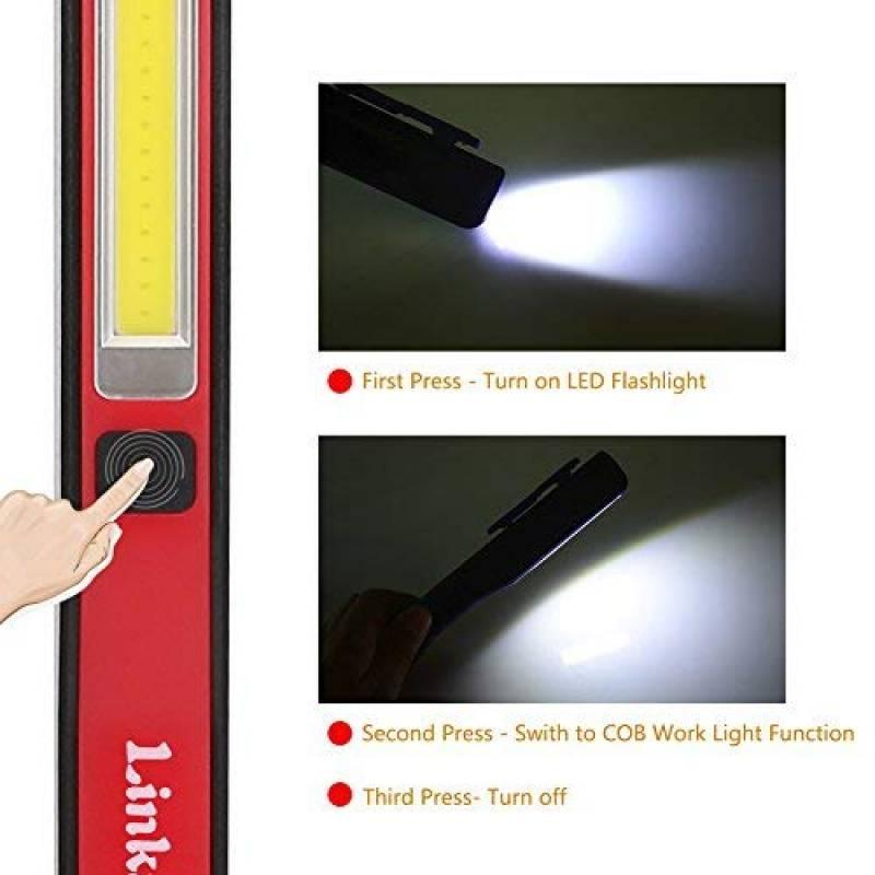 Lampe Led Garage Rechargeable