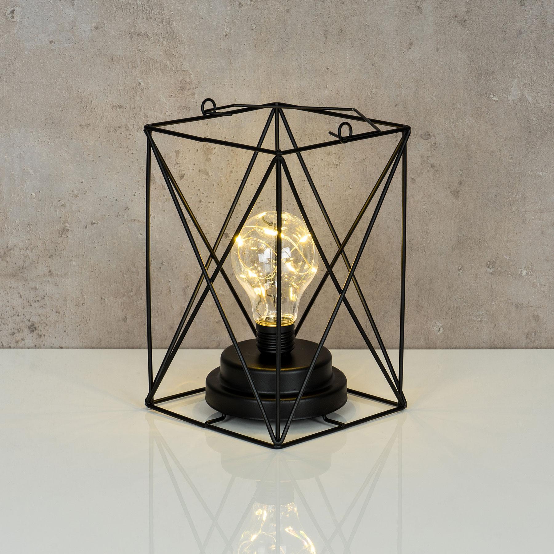 Lampe Metall Vintage