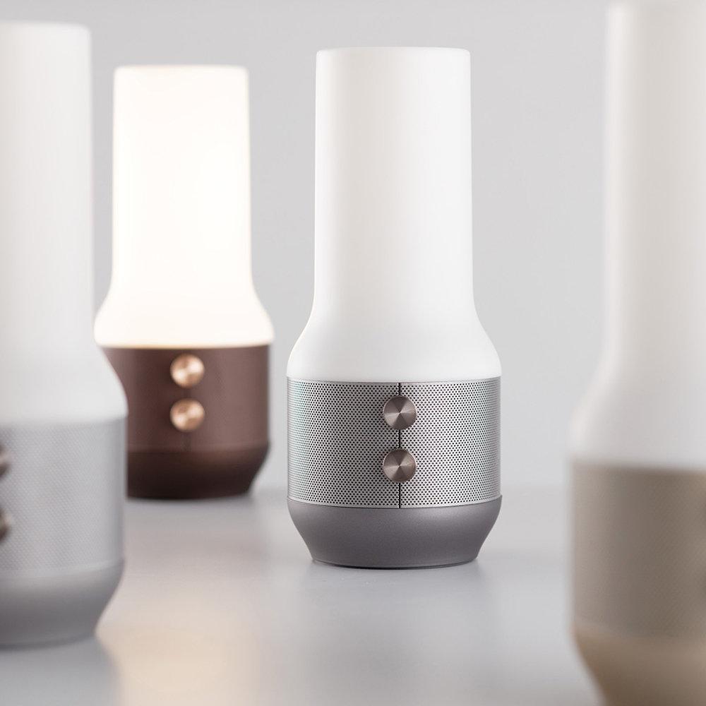 Lampe Mit Lautsprecher