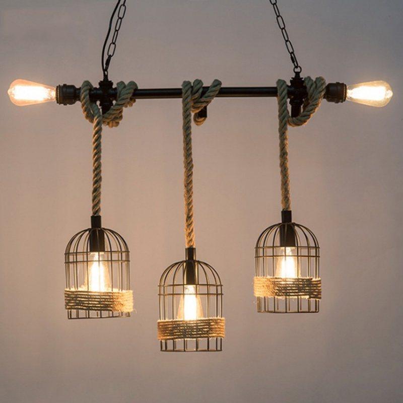 Lampe Mit Seil