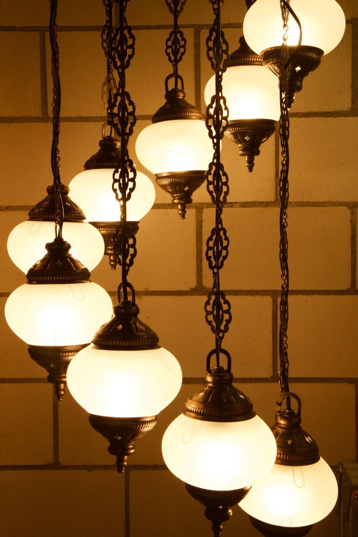 Lampe Orientalisch Decke