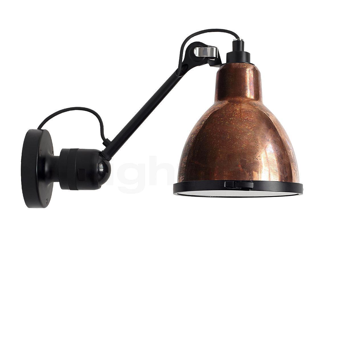 Lampe Rund Schwarz