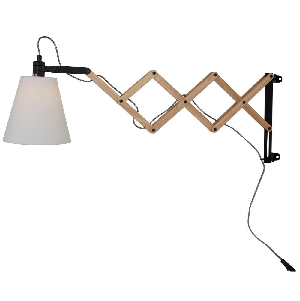 Lampe Skandinavisch Holz
