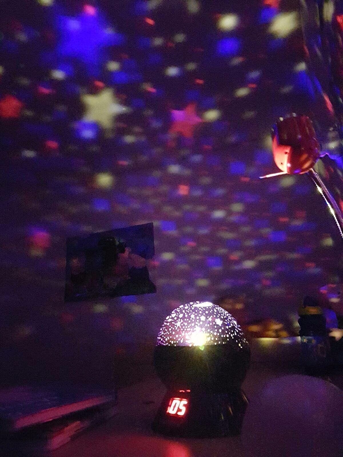 Lampe Sternenhimmel Kinderzimmer