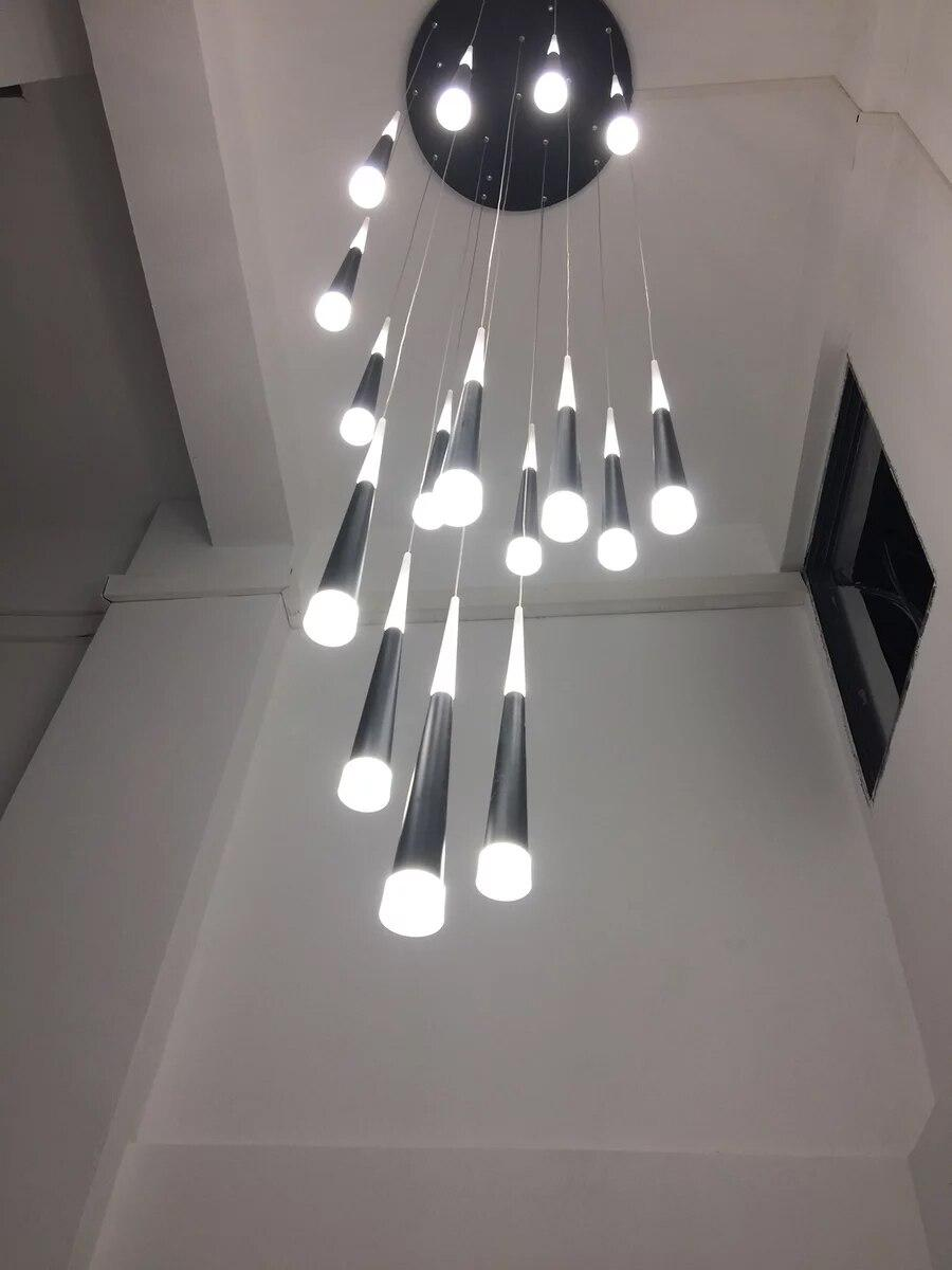 Lampe Treppenhaus Decke