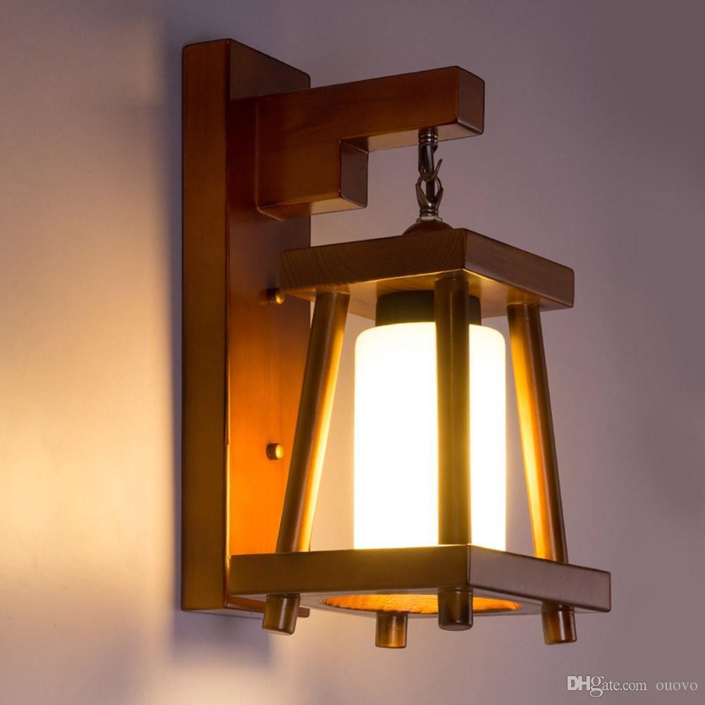Lampe Treppenhaus Wand