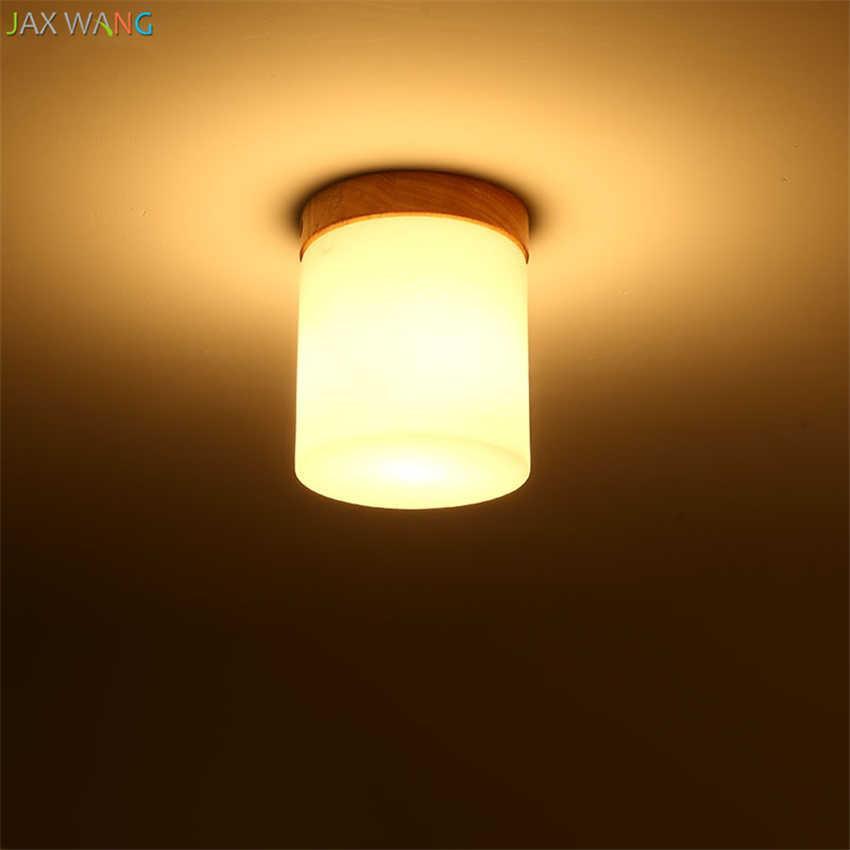Lampen Decke Holz