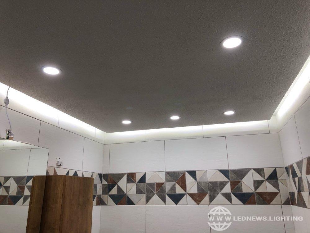 Lampen Fürs Bad Decke