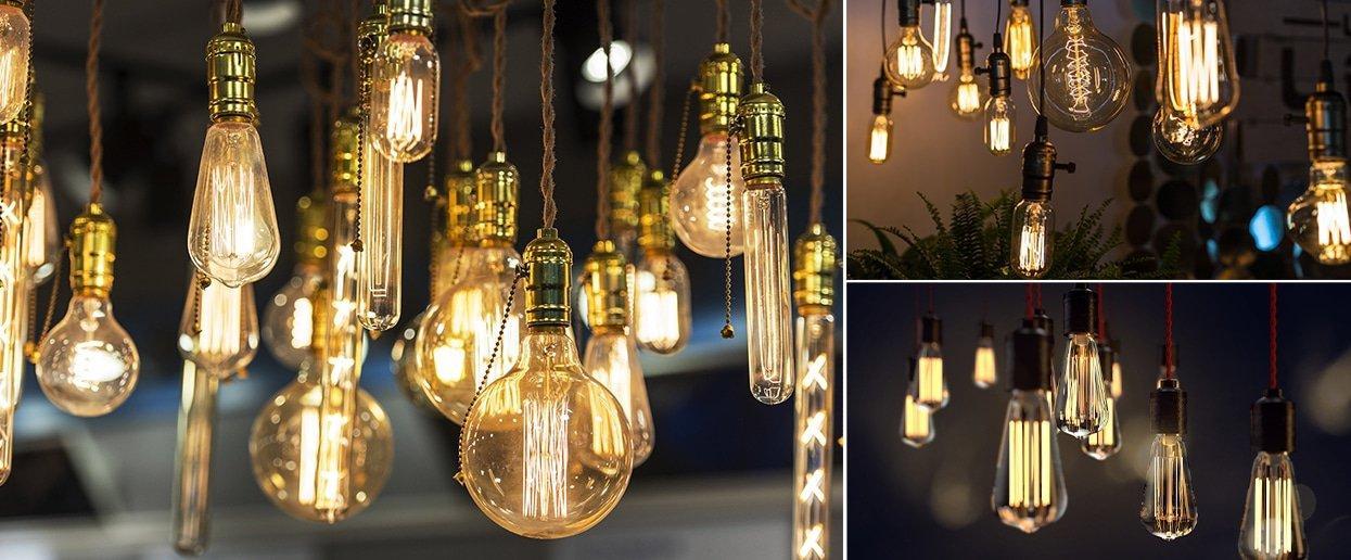 Lampen Retro Vintage
