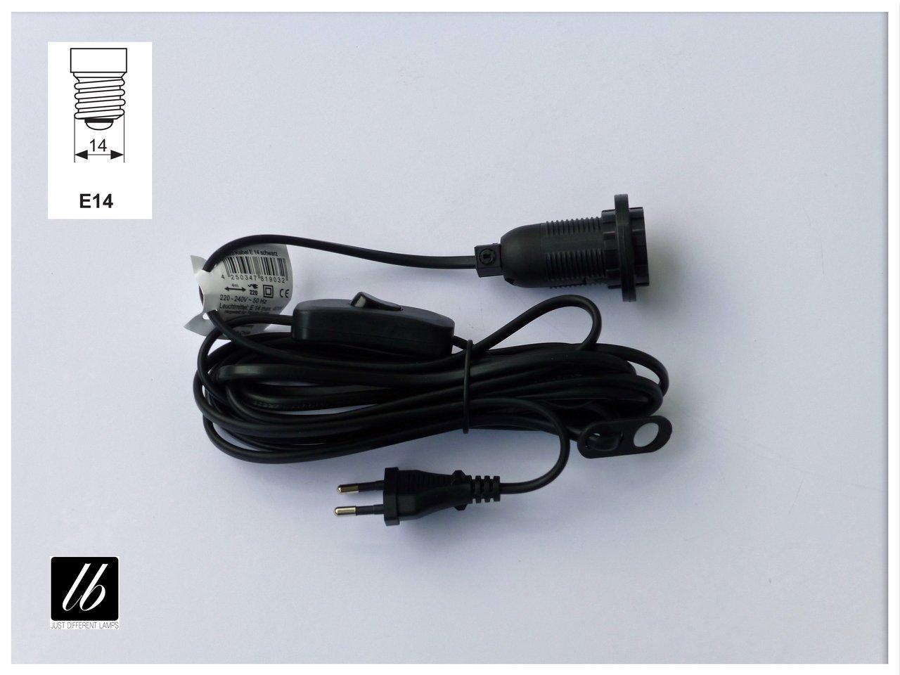 Lampenfassung Mit Kabel Für Außenbereich