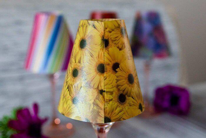 Lampenschirm Diy Papier