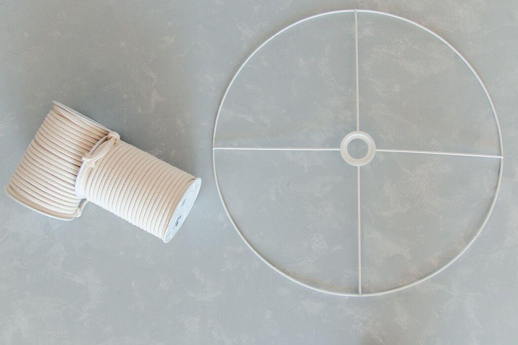 Lampenschirm Diy Stehlampe