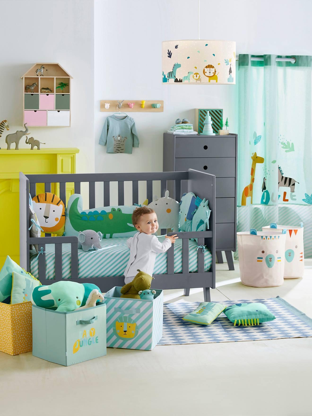 Lampenschirm Dschungel Für Kinderzimmer