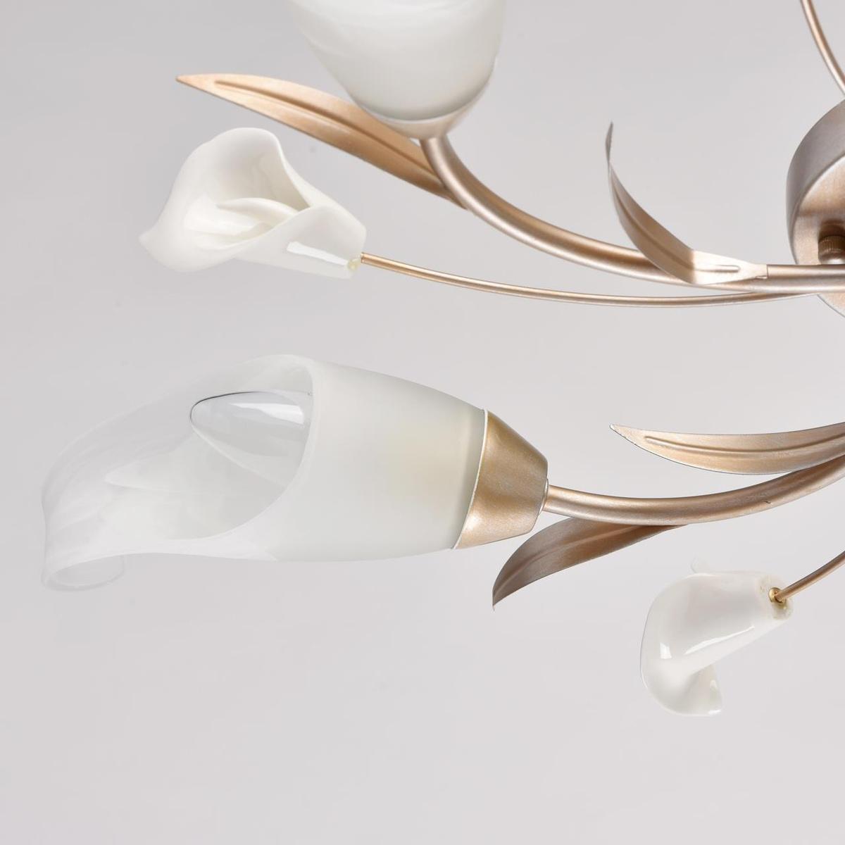 Lampenschirm E14 Glas
