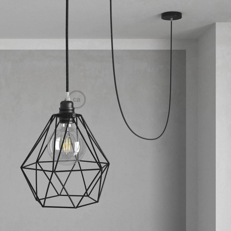 Lampenschirm E27 Metall