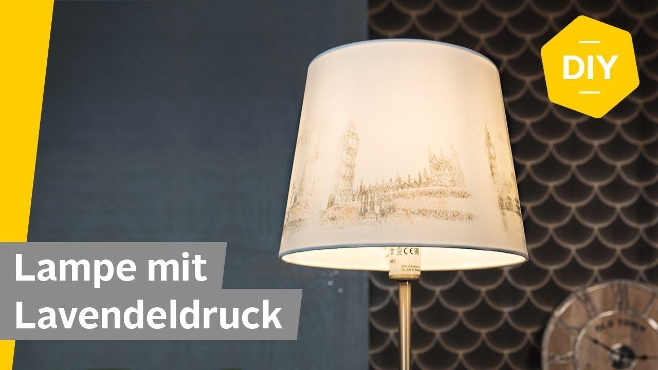 Lampenschirm Für Tischlampe Selber Machen