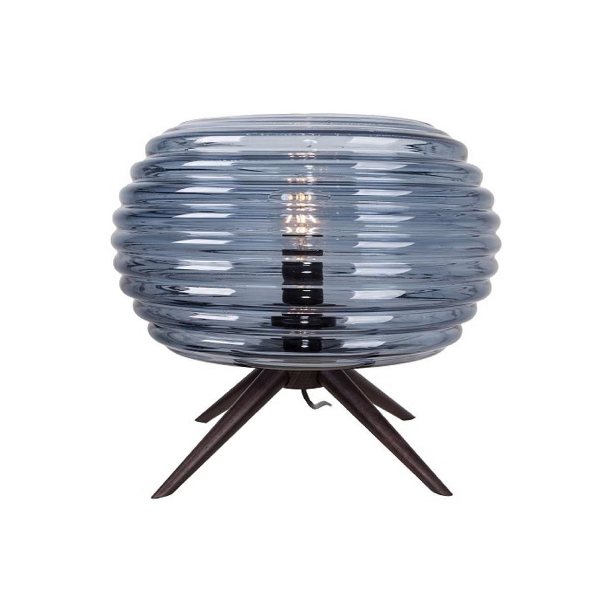 Lampenschirm Glas Tischlampe