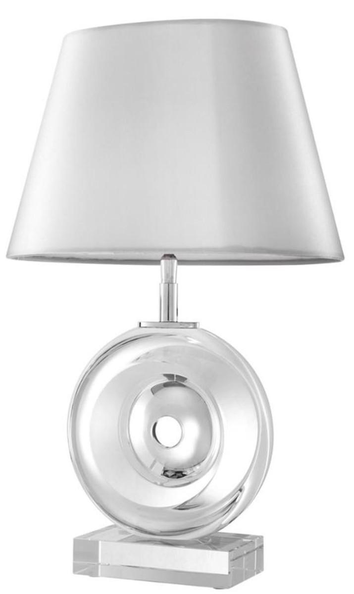 Lampenschirm Grau Tischlampe
