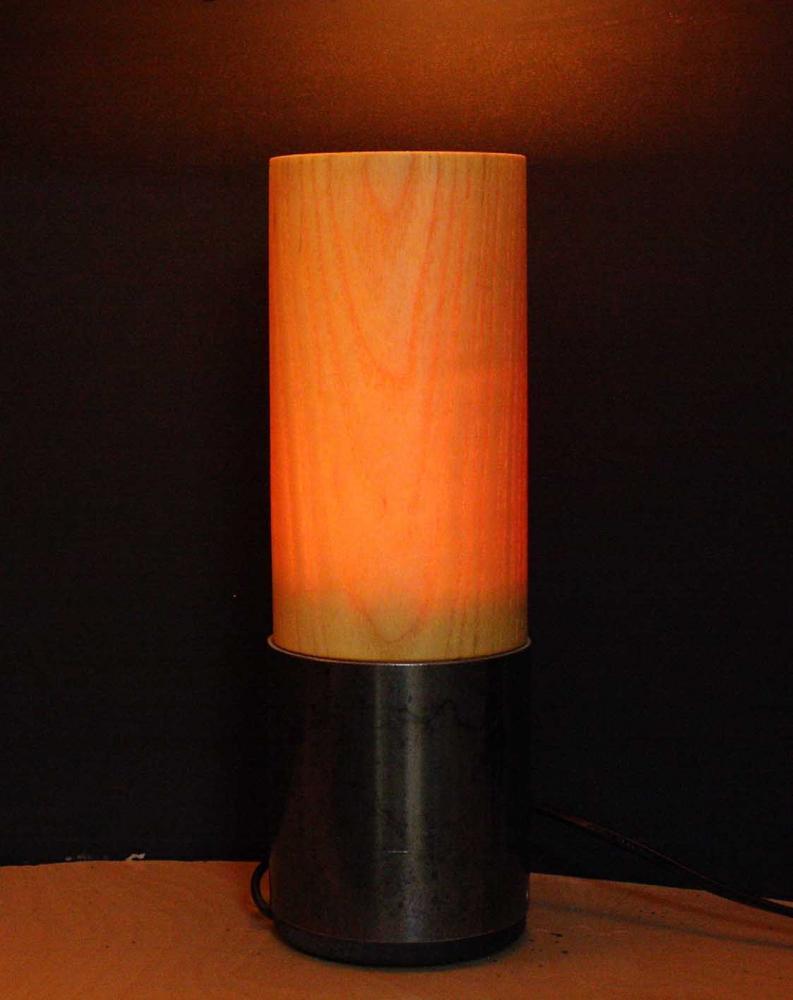 Lampenschirm Holz Gedrechselt