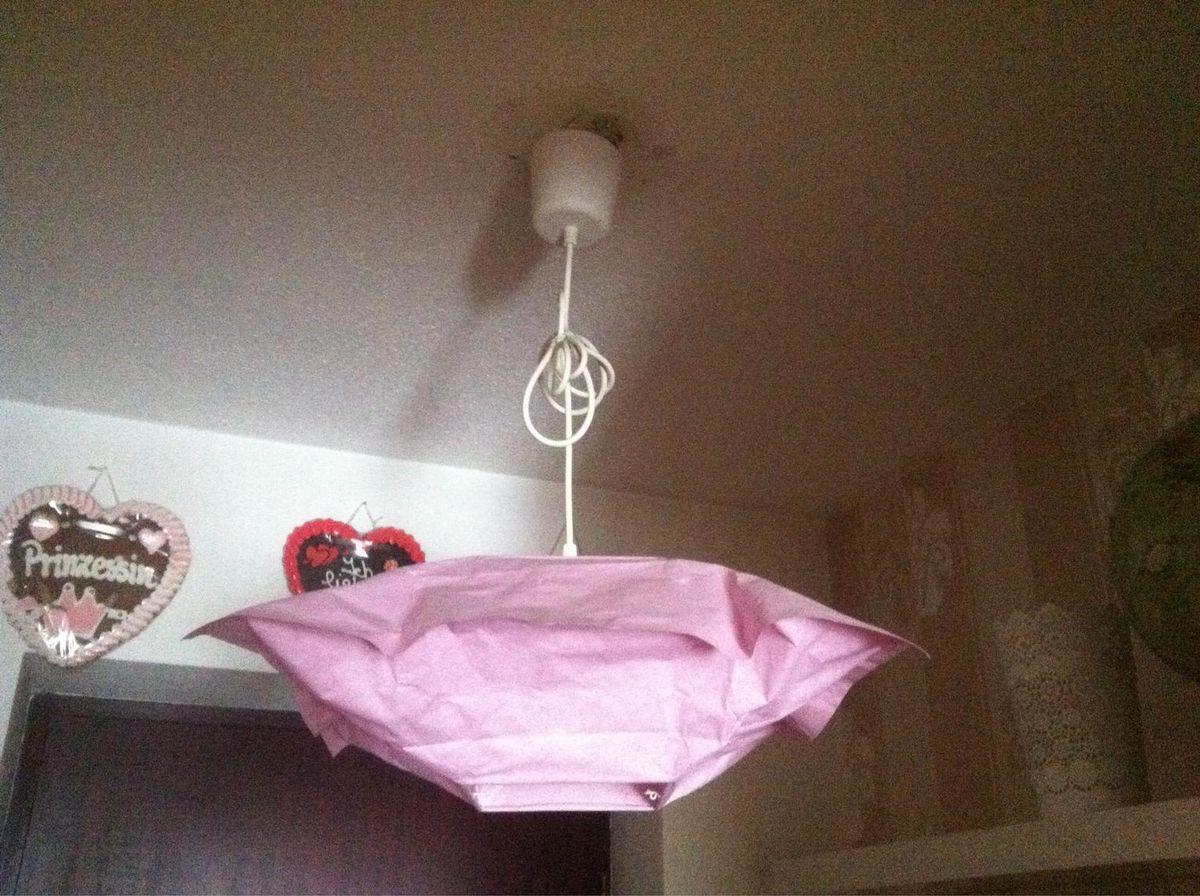 Lampenschirm Rosa Ikea