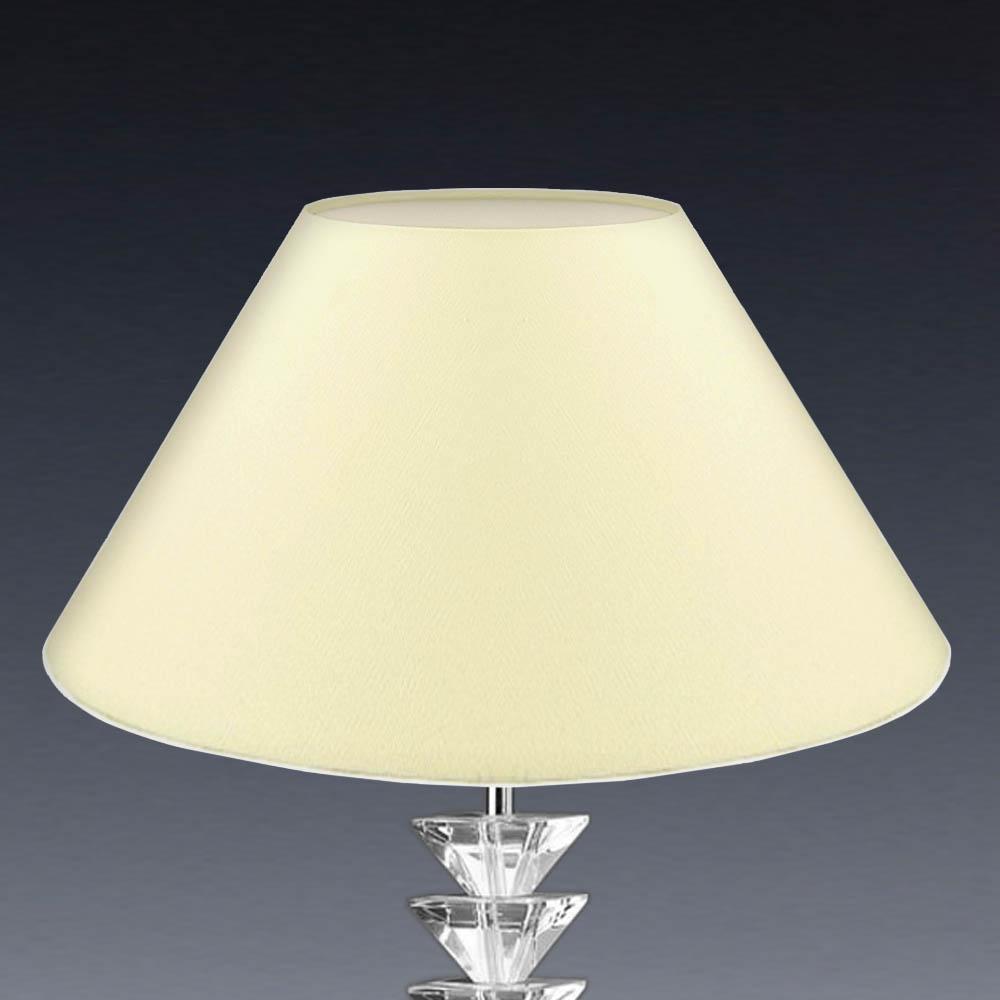 Lampenschirm Rund Glas