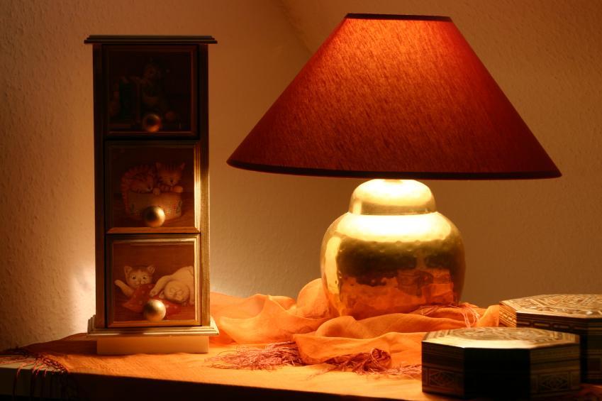 Lampenschirm Stehlampe Selber Machen