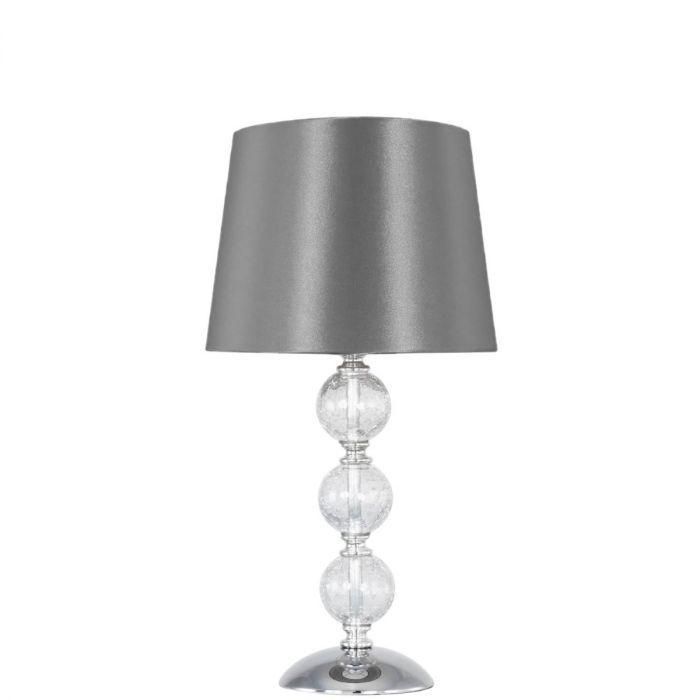Lampenschirm Tischlampe Glas