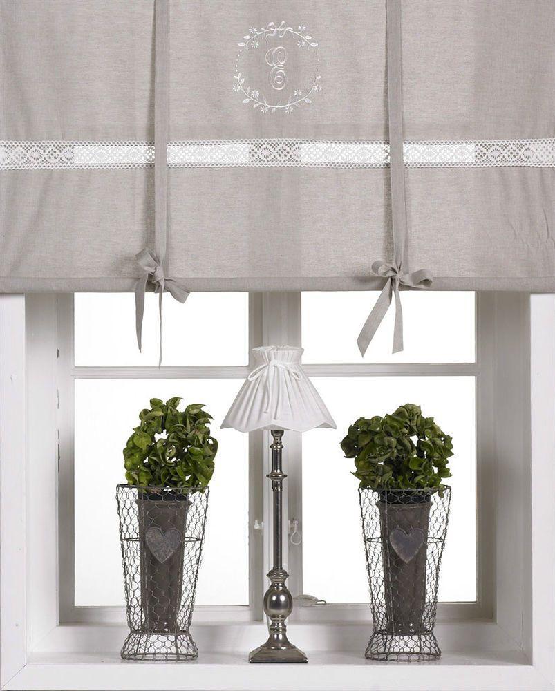 Landhaus Gardinen Dekorationsvorschläge Wohnzimmer
