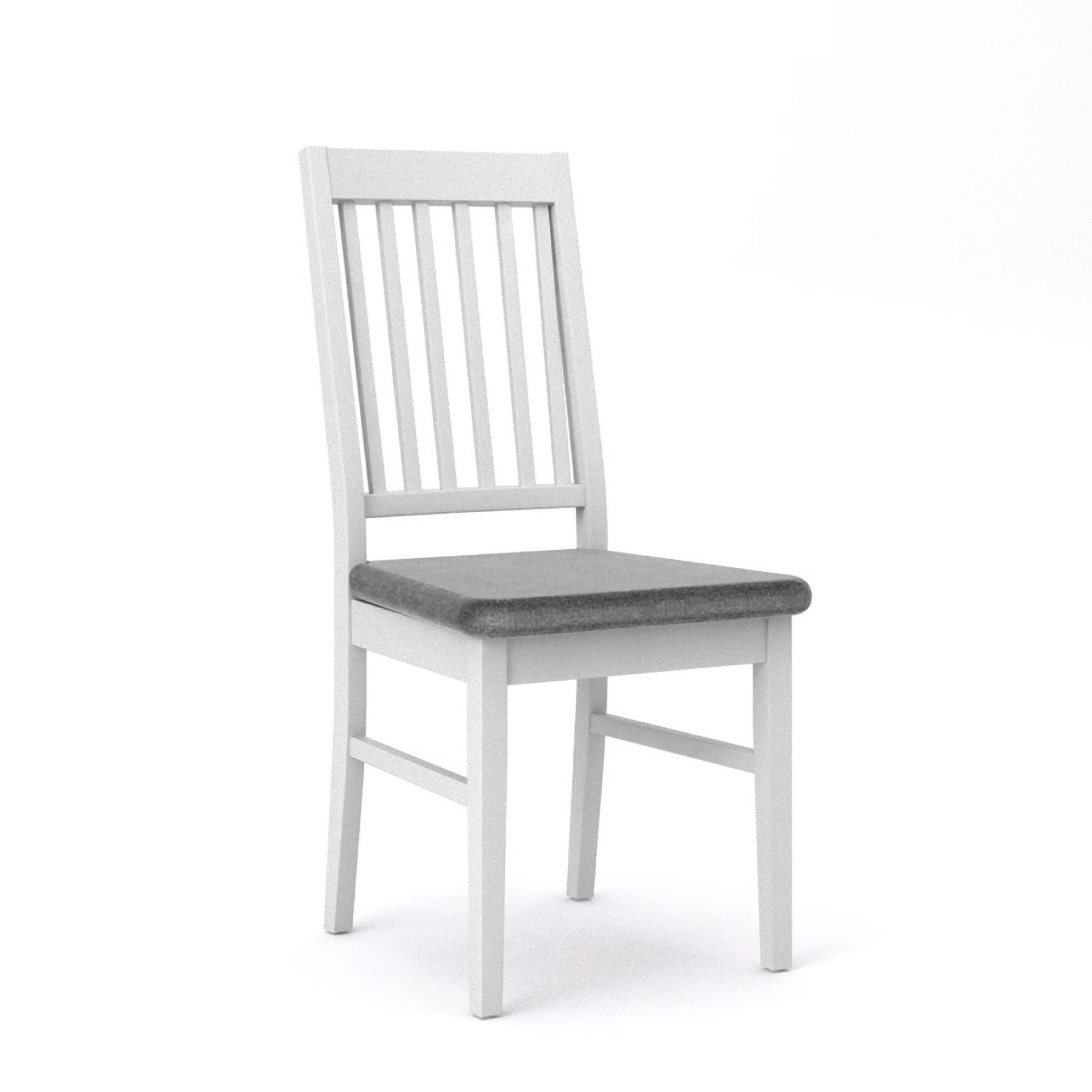 Landhaus Stühle Weiß Holz