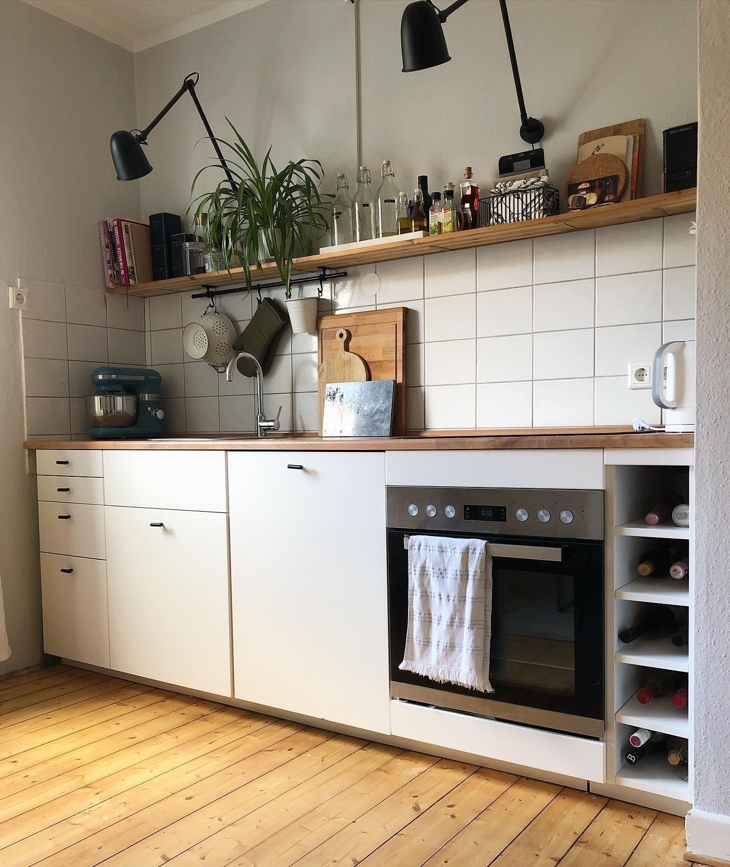 Landhausstil Küchenlösungen Für Kleine Küchen