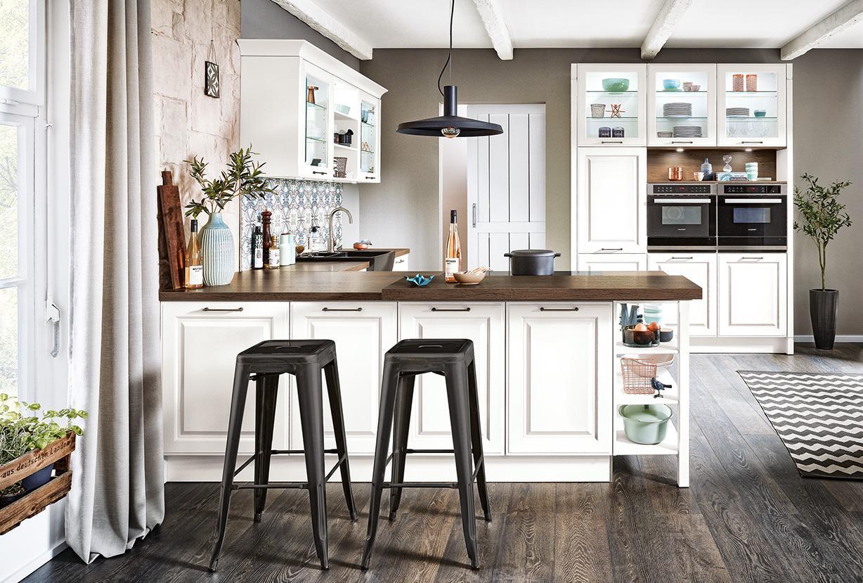 Landhausstil Landhausküche Modern