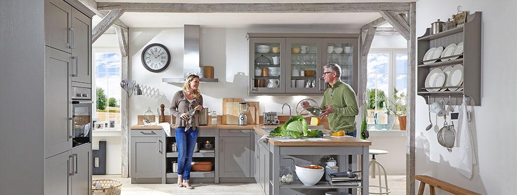 Landhausstil Schüller Küchen