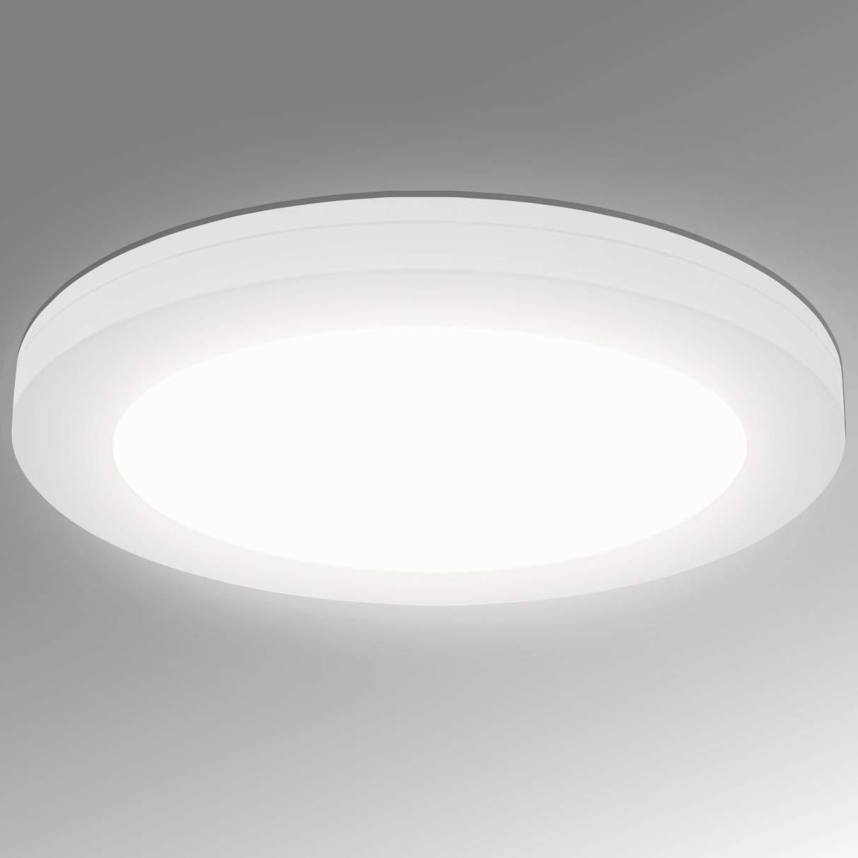 Led Deckenlampe Flach