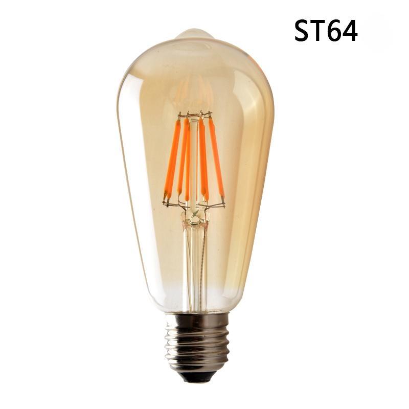 Led Filament E27 Dimbaar
