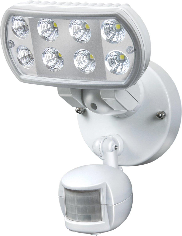 Led Lampe Mit Bewegungsmelder Und Batterie Außen