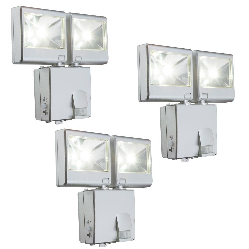 Led Lampe Mit Bewegungsmelder Und Batterie