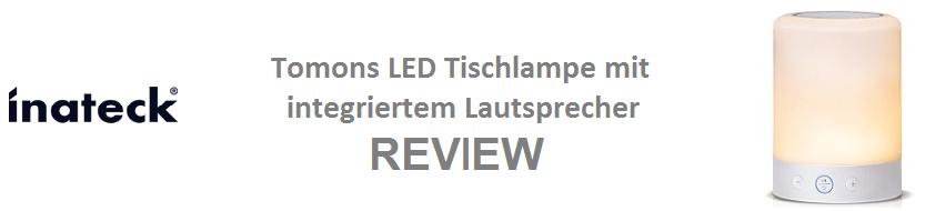Led Lampe Mit Bluetooth Lautsprecher Test