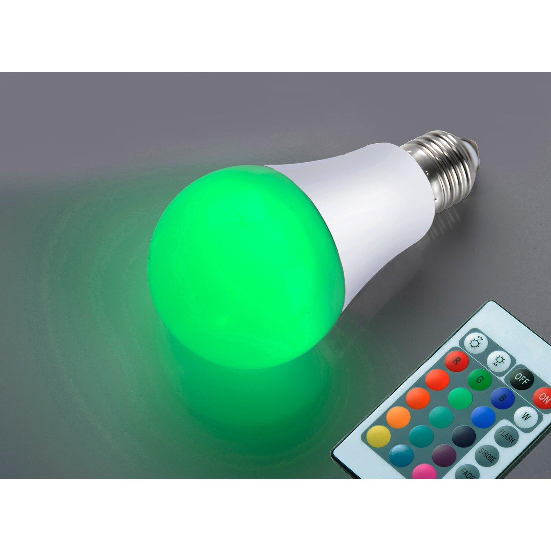 Led Lampe Mit Fernbedienung