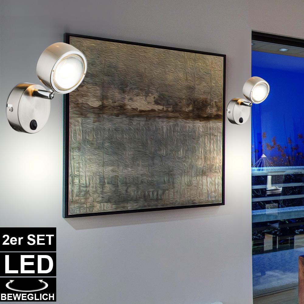 Led Lampe Wand